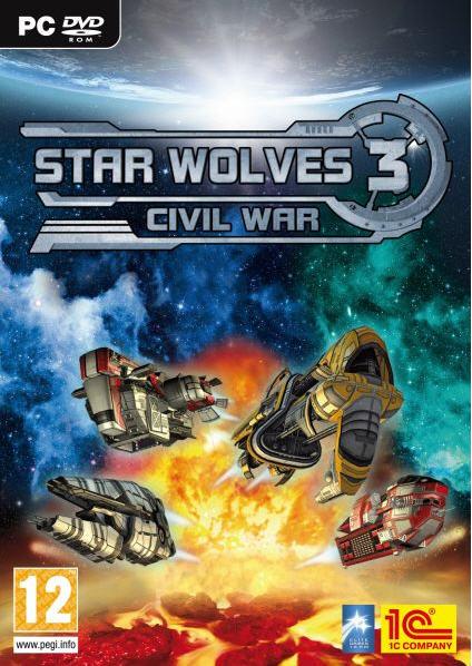 Звездные волки 2: гражданская война / star wolves 2: the civil war.